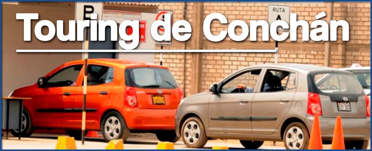 CIRCUITO DEL TOURING